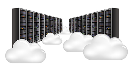 cloud data center - hosted network services